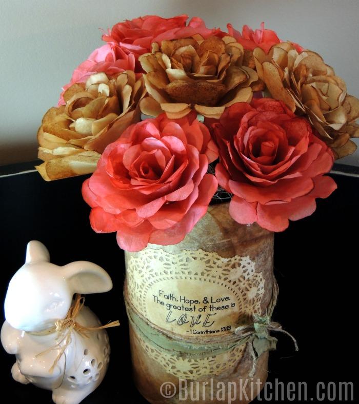 Flower vase main