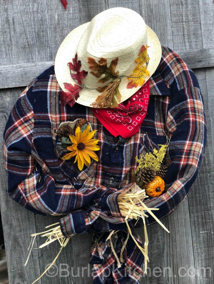 Scarecrow Wreath Final