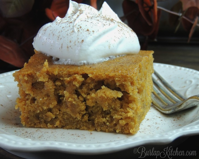 spiced pumpkin cake from white mountain cake 1