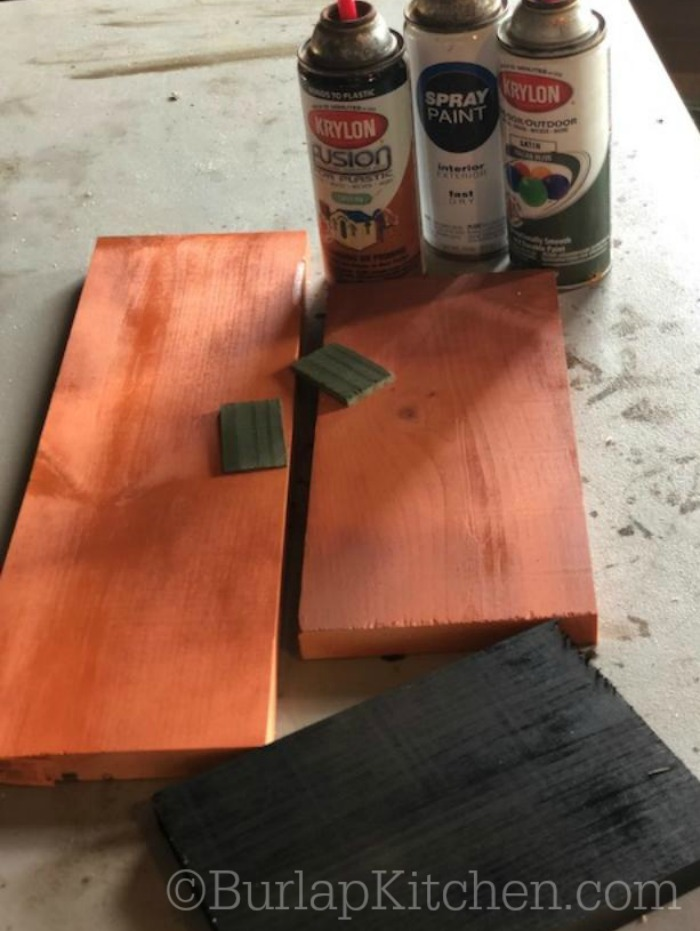 wood pumpkin 2